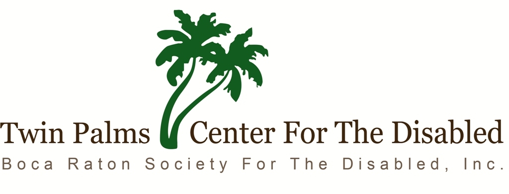 Twin Palms Center for the Disabled Retina Logo