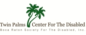 Twin Palms Center for the Disabled Logo